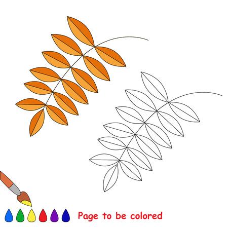 Vector De Dibujos Animados Ruiseñor A Ser De Color. Libro De ...