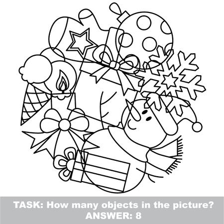Niedlich Finden Sie Die Versteckten Objekte Arbeitsblatt Bilder ...