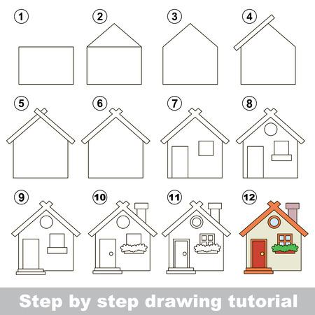 Comment Dessiner Sa Maison Best Comment Dessiner Sa Maison Pour