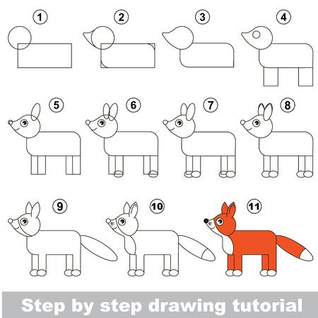 Drawing tutorial. Çizim