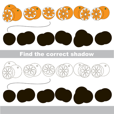 similar: Find correct shadow for each object, the kid game.