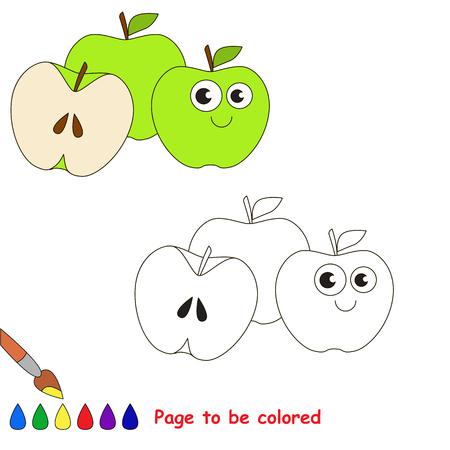 Niedlich Früchte Färbende Blätter Fotos - Ideen färben - blsbooks.com