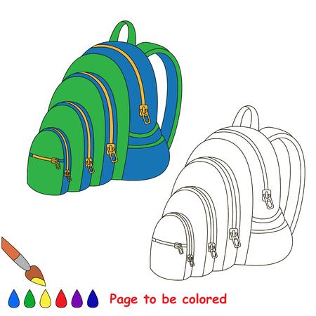 Chica Y Paraguas Rojo Para Ser Coloreado, El Libro Para Colorear ...