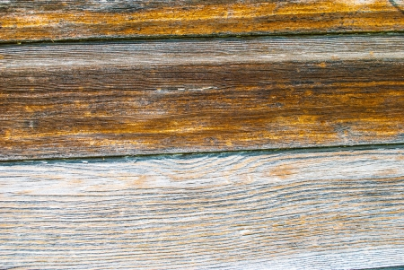 Close up of old barnwood with copy space for background photo