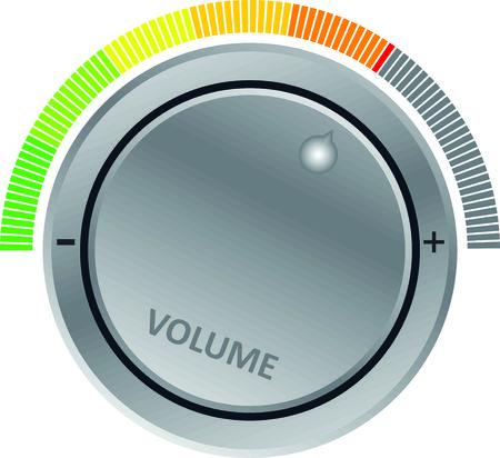 volume control: Volume control Illustration