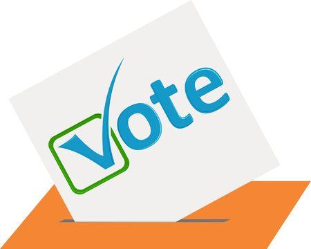 voter registration: Vote