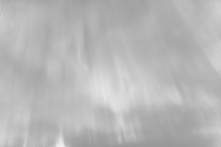 White muted gray abstract Aurora Borealis background concept
