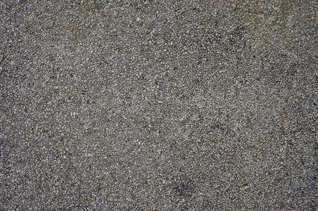 fraction: Old asphalt road surface structure coarse fraction Stock Photo
