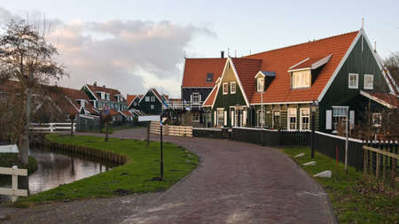 marken: Marken - historical Dutch village