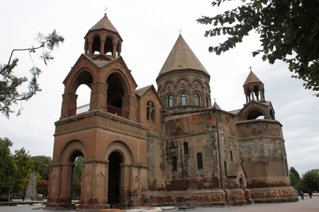 First Christian Church Echmiadzin Cathedral in Armenia