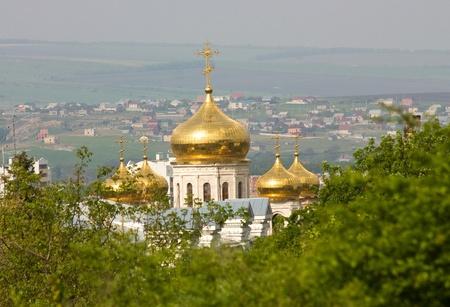 pyatigorsk: Old Spasski Cathedral,Pyatigorsk,Northern Caucasus,Russia.