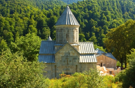 Haghartsin  is a 13th century monastery located near the town of Dilijan in the Tavush Province of Armenia. Stock Photo - 15196064