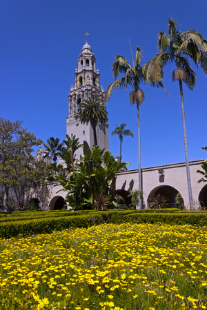 balboa: San Diego Museum of Man in Balboa Park in San Diego, California, USA