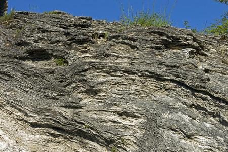 pyatigorsk: Closeup of Travertine terraces at Pyatigorsk,Northern Caucasus,Russia.