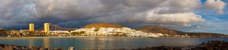 oceanfront: Las Americas, Canary Islands oceanfront