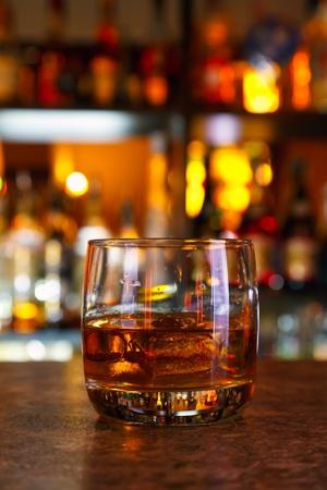 glasses of whisky Stock fotó - 13219865