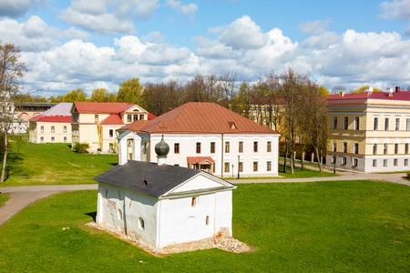 novgorod: Church Andrew Stratilata of Novgorod Kremlin in Veliky Novgorod, Russia of Novgorod Kremlin in Veliky Novgorod, Russia