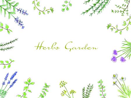 herb card