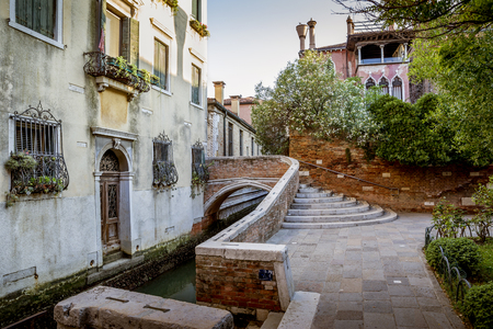 Charming place in old town of Venice, Italy