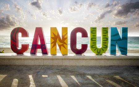Cancún México Foto de archivo - 62473153