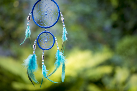believes: Dream catcher - traditional protective talisman