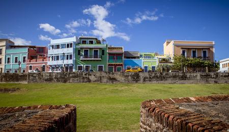 Old San Juan, Puerto Rico Stock Photo