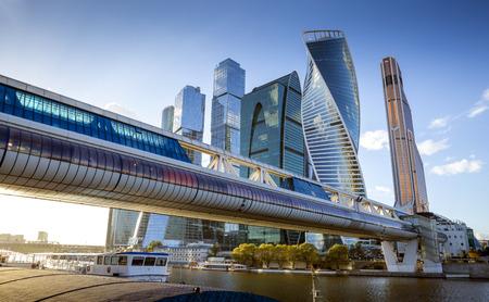 international business center: Moscow City International Business Center in Russia