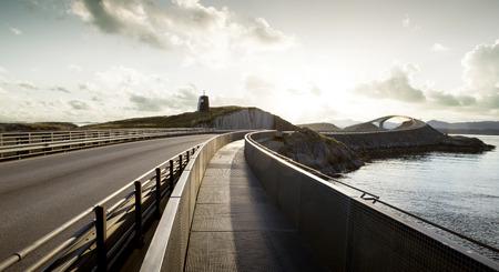 Atlanterhavsvegen - Atlantic Road, Norway