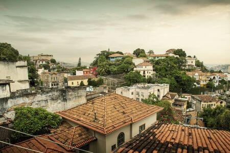Santa Teresa district in Rio de Janeiro, Brazil