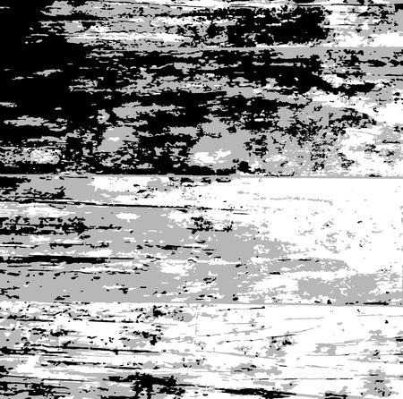 Texture grunge Blanc gris noir. bandes de peinture. Illustration vectorielle Vecteurs