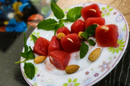 Special summer dish. which is not only eye catching but its healthy too