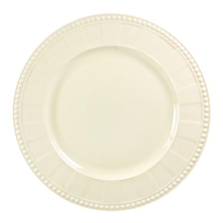 Image plate on white background Stockfoto