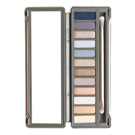 Makeup set, makeup eye shadows photo