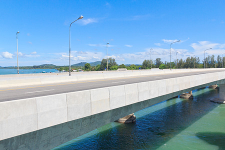 venues: Sarasin Bridge Phuket tourist venues, Thailand