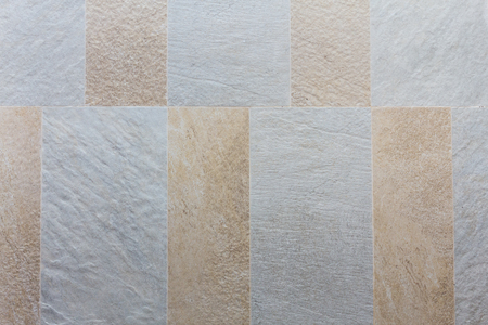 flagstone: Tile texture wall for background, luxury tile. Stock Photo