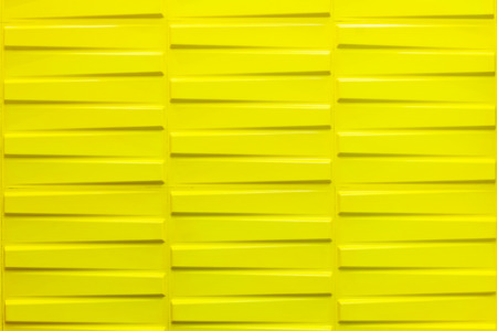 Abstract modern yellow wallpaper, horizental pattern background. Stock Photo