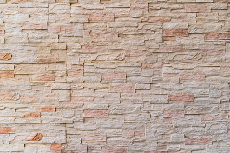 Abstract stone brick wall textured, pattern background.