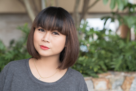 Asian beautiful pregnant woman, portrait female healthy concepts.