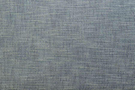 Close up. Grey jute hessian sackcloth canvas sack cloth woven texture pattern background.