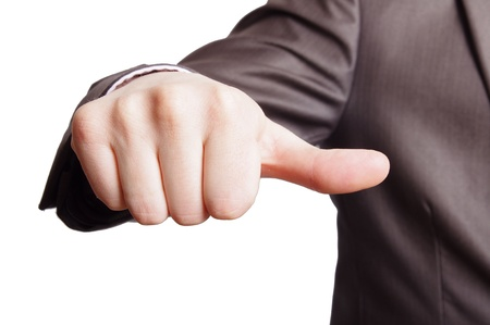 thumb sign
