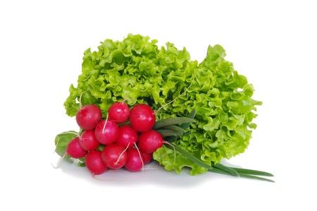 raddish onion salad