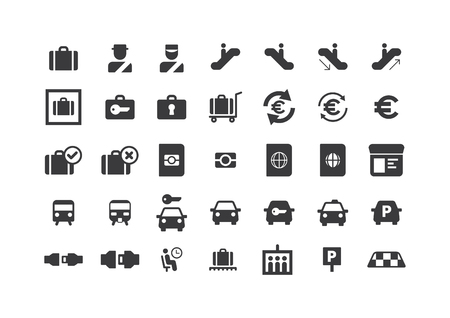 Aéroport Icons Collection