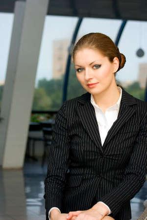 Portrait young businesswoman Stock Photo - 1566807