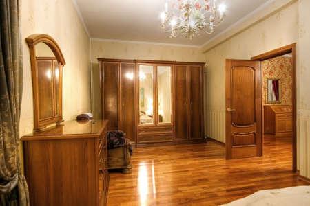 L'immagine di un appartamento multiroom Archivio Fotografico