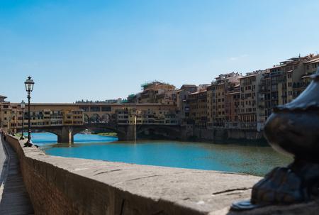 Ponte Vecchio, Florence, Italy Stock Photo