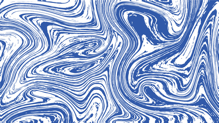 Marbling texture pattern on white background illustration.