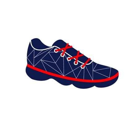 Sneaker vector icon