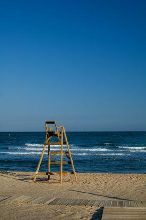 baywatch: Baywatch chair