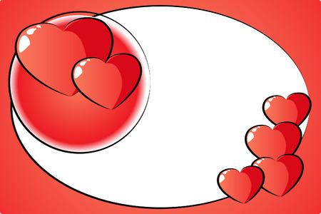 st valentine: Tarjeta de San Valent�n