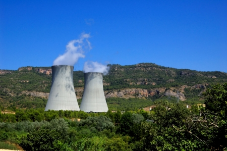 Nuclear plant in Spain - Cofrentes